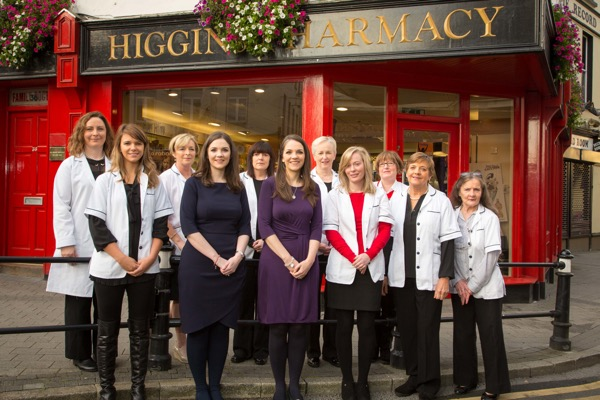 Higgins Pharmacy Team