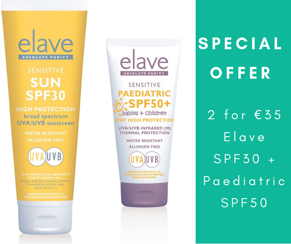 Special Offer - Elave Suncream